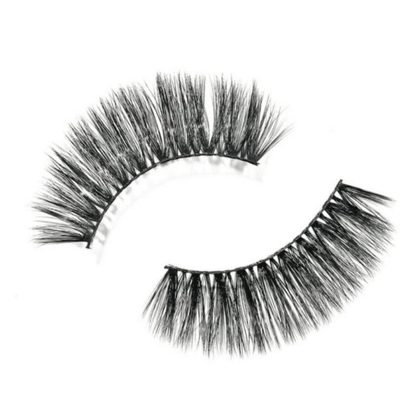 Lavender Faux 3D Volume Lashes - What's Your Chic