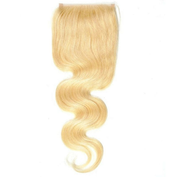 Russian Blonde Closure - What's Your Chic