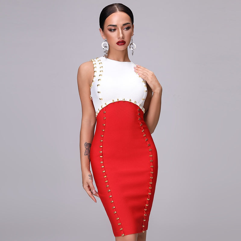 'Director' bandage dress - What's Your Chic