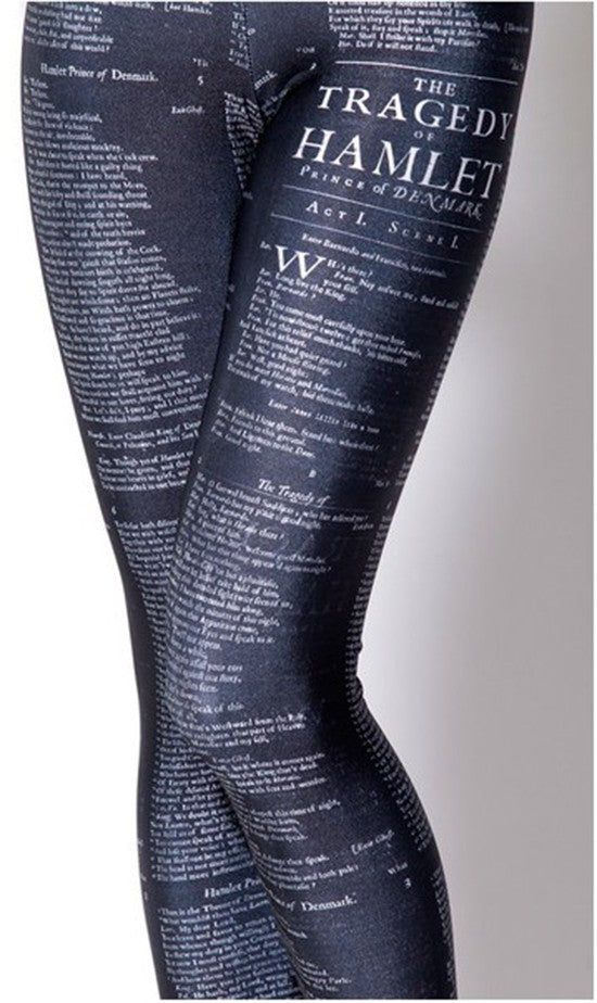 Digital Print Leggings by LeiSagly - What's Your Chic