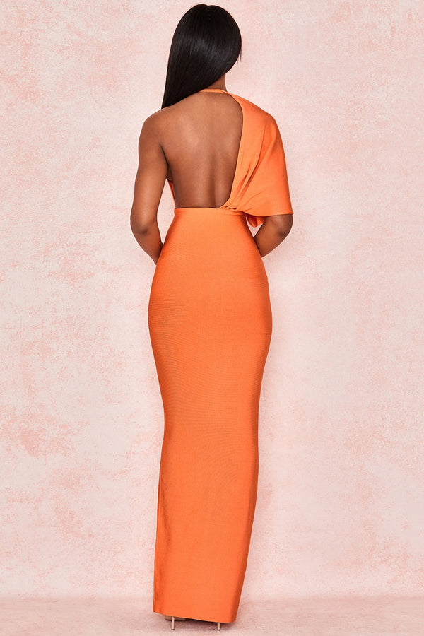 'Keeper' with deep V neck bandage dress - What's Your Chic