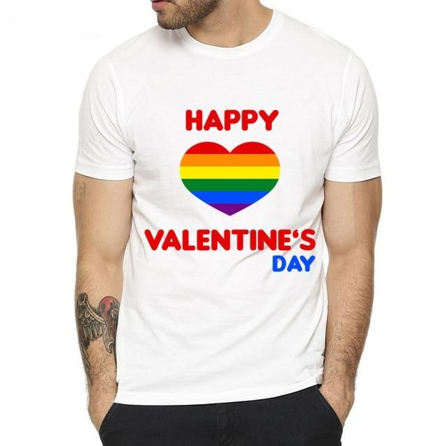 Rainbow/ Love Wins design t-shirt - What's Your Chic
