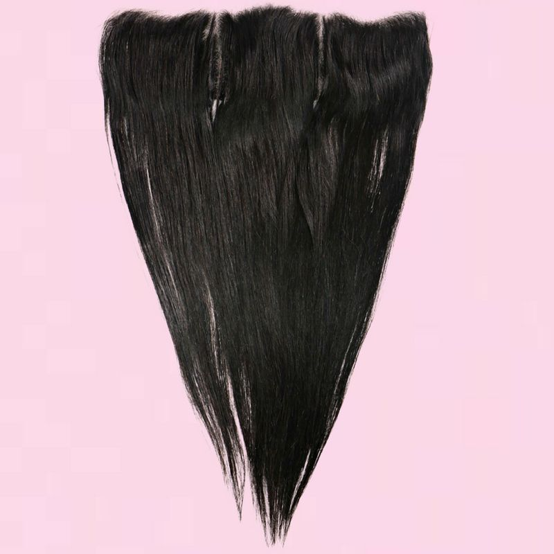 Malaysian Silky Straight Lace Frontal - What's Your Chic