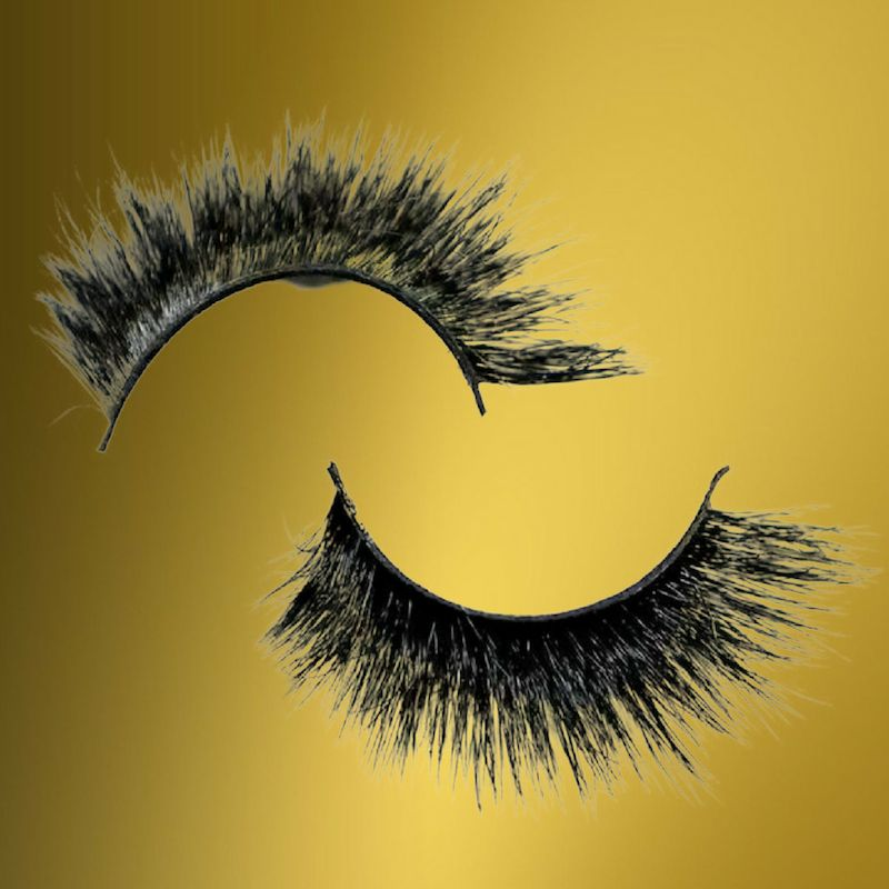 Eden 3D Mink Lashes - What's Your Chic