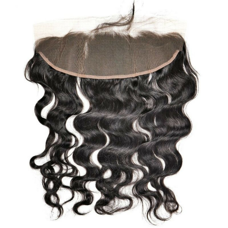 Malaysian Body Wave Lace Frontal - What's Your Chic