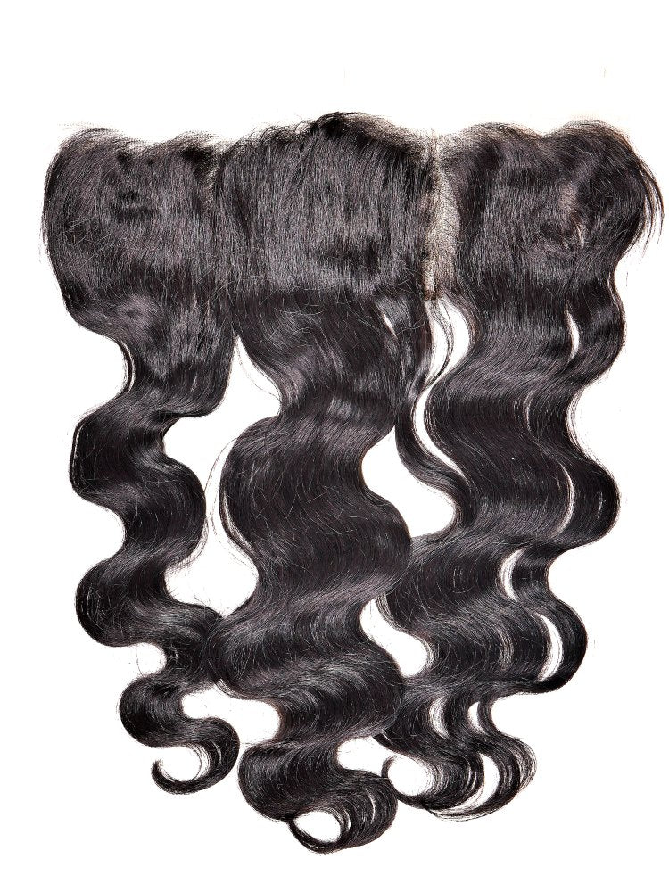 Brazilian Body Wave Frontal - What's Your Chic