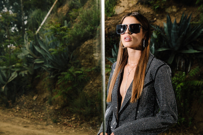 Saint Owen Sunglasses Summer 2019 Campaign at Moonfire Ranch