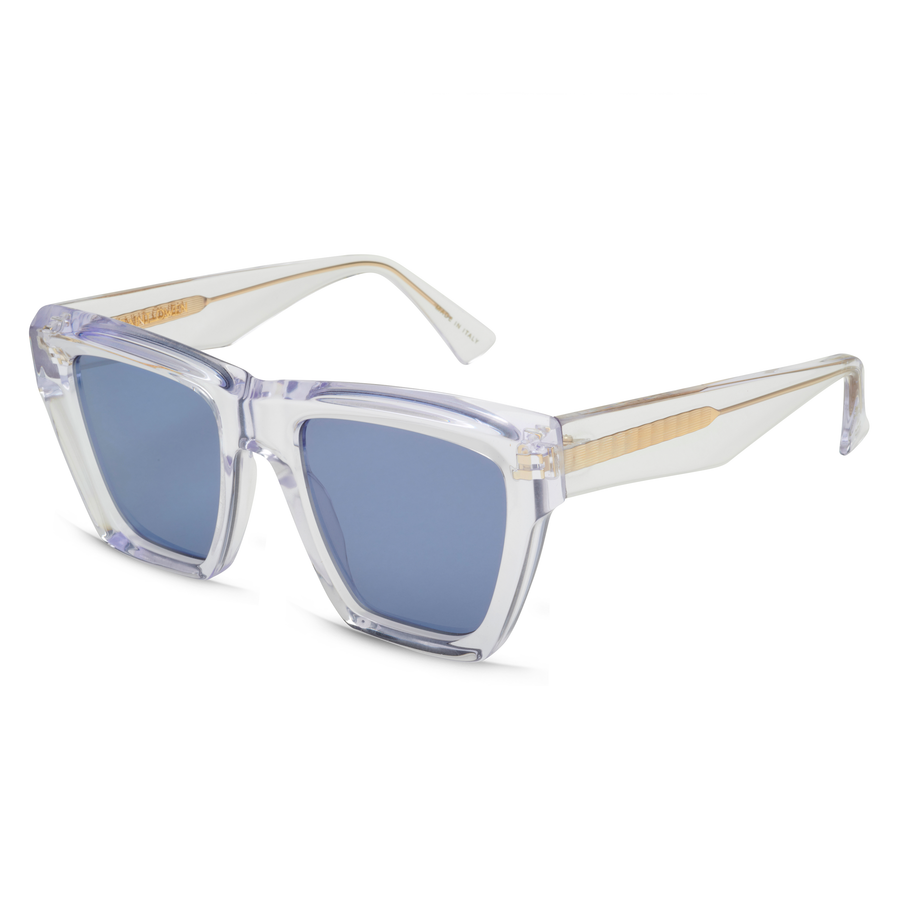 Crystal TRENDKILL Frames, Light Blue Lens