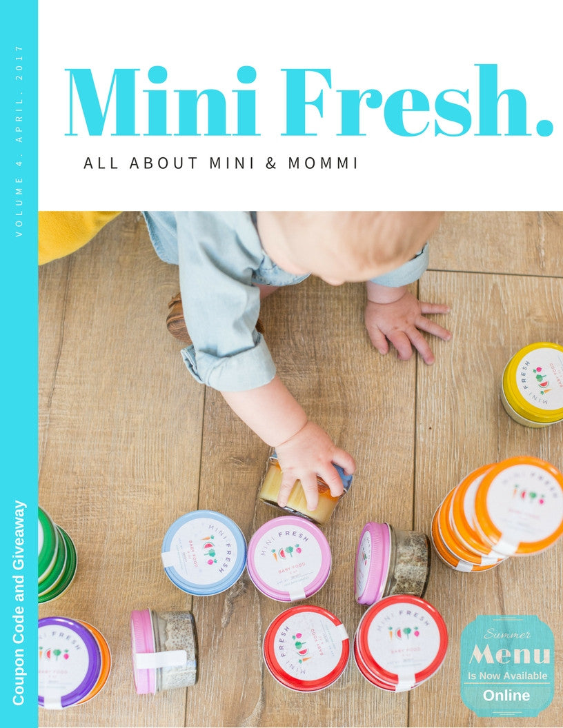 Mini fresh april news