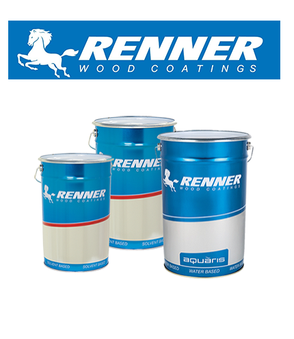 Introducing Renner Wood Coatings