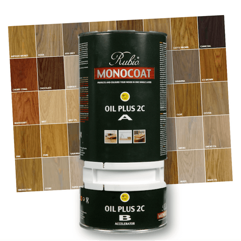 Rubio Monocoat Oil Plus 2C Interior