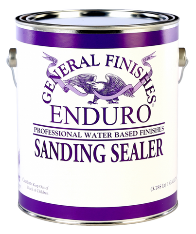 General Finishes Enduro Waterbased Sanding Sealer