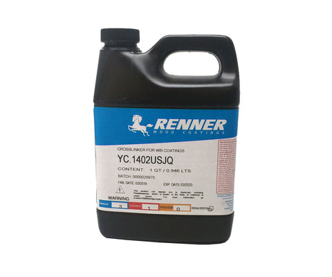 Renner Waterbased Catalyst (YC.1400) & Crosslinker (YX.1402)
