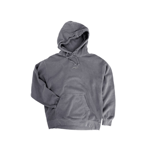 CMNLS - Duo Tone Hoodie Charcoal