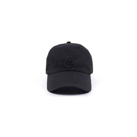 Duo Tone C Cap - Black