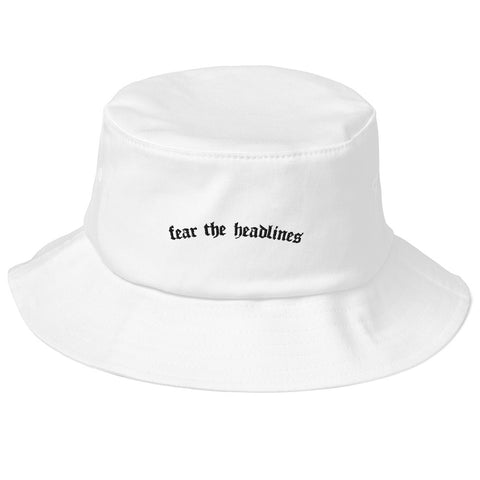 Fear the Headlines Bucket