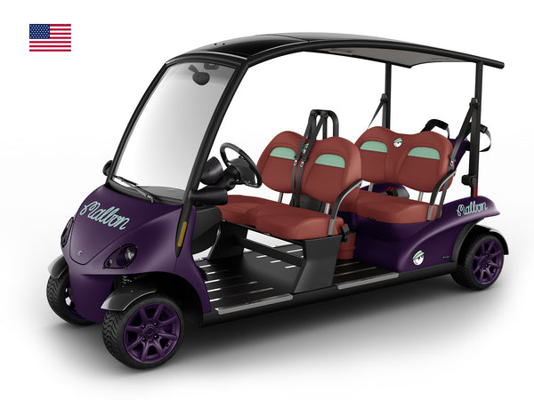 Garia Via 4 Malbon Edition – Launch Specification (4-seater) [Street legal US]