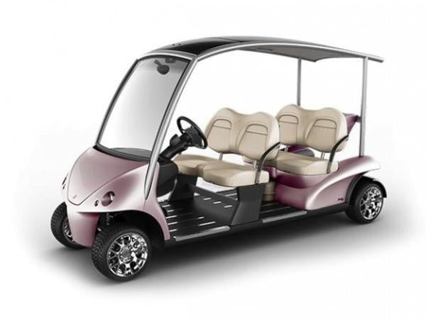 Desert Collection Courtesy 4 (4-seater) in Rose Sands