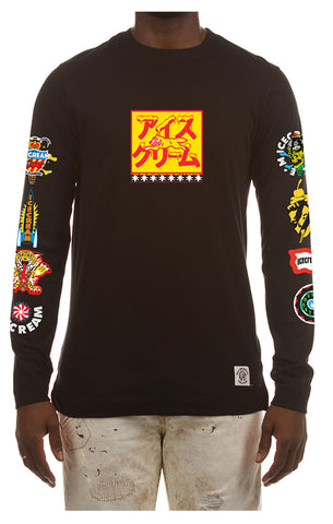 Slasher ls Knit