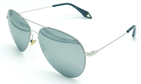 View Aviator Sunglasses (Silver)