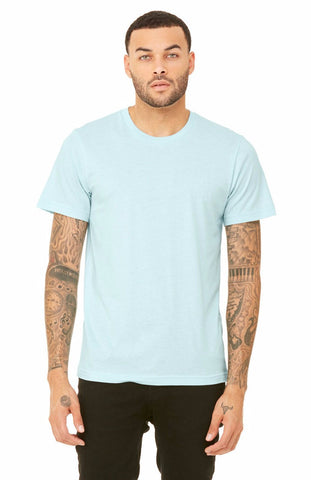 Premium Short Sleeve T-shirt (Ice Blue)