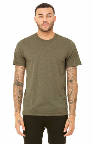 Premium Short Sleeve T-shirt (Heather Olive)