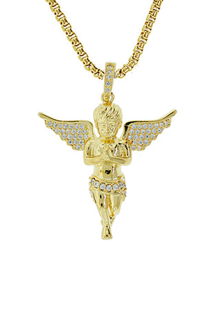 3221 Angel (Gold)