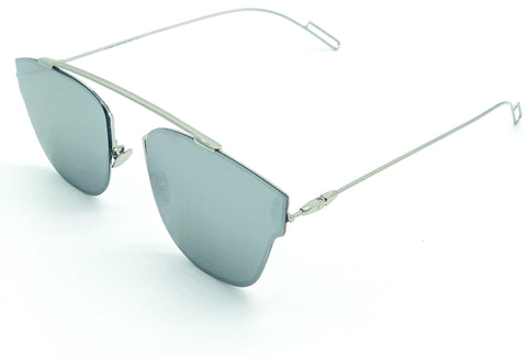 Roxbury Sunglasses (Silver)