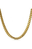 Franco Necklace (Gold) - RoialBijouxx