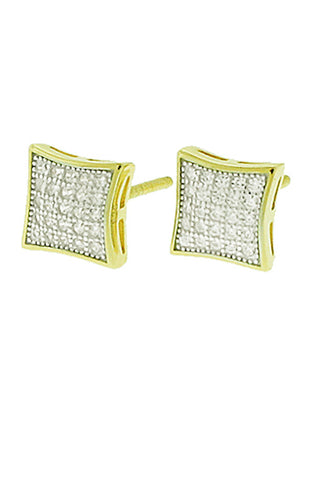 8146 Square Earrings