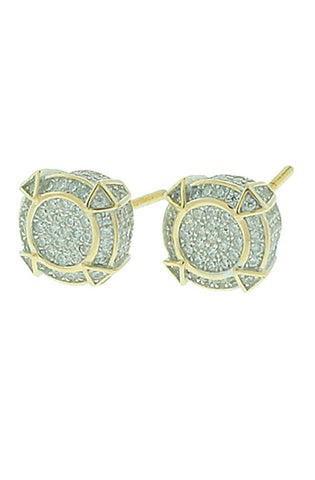 8154 Quad Earrings