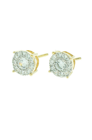 8221 Galaxy Stud Earrings