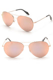 View Aviator Sunglasses (Pink)