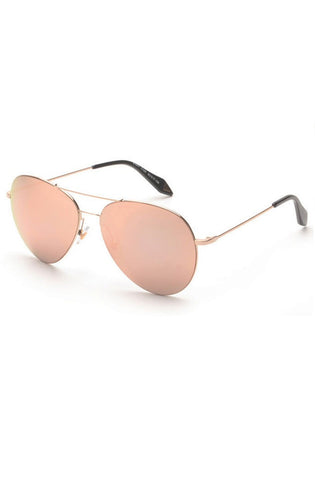 Angel Aviator Sunglasses (Pink)