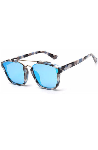 Barcelo Sunglasses (Blue) - RoialBijouxx