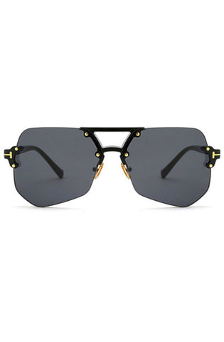 Capri Sunglasses (Black)