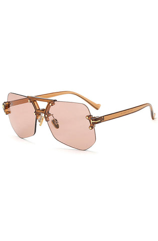 Capri Sunglasses (Tea)