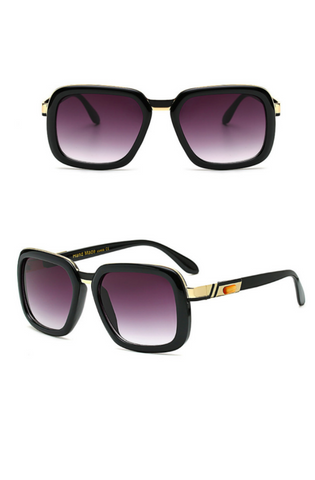 Casino Sunglasses (Black)