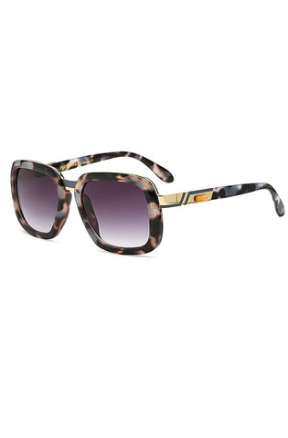 Casino Sunglasses (Dark Marble)