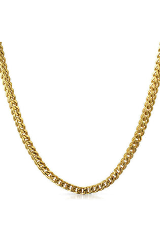 Cuban Necklace 2mm