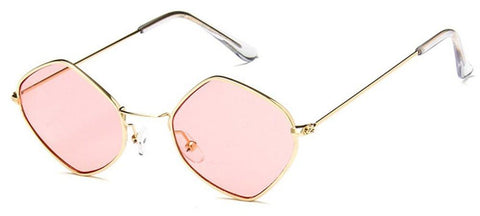 Diamante Sunglasses (Pink)