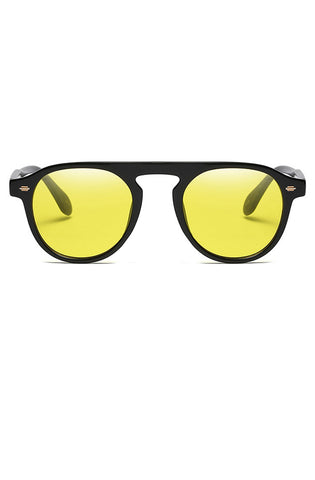 Dirk Sunglasses (Yellow)