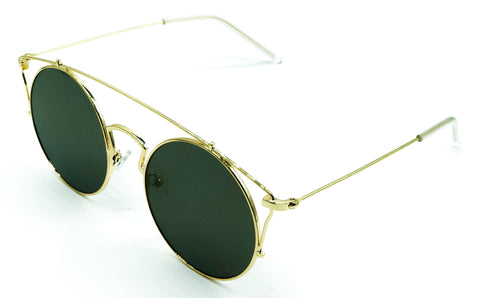Wellington Sunglasses (Gold)