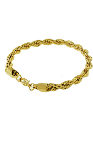 French Rope Bracelet - RoialBijouxx