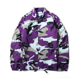 Camo Coaches Jacket (8 colors)
