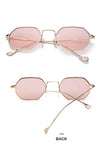 Hexa Sunglasses (Light Pink)