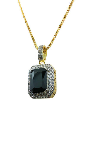 2-Row Ruby (Black)