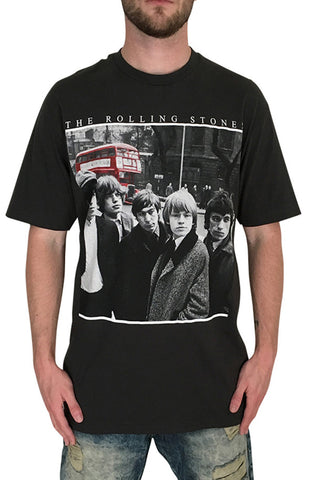 Rolling Stones T-shirt (Black)
