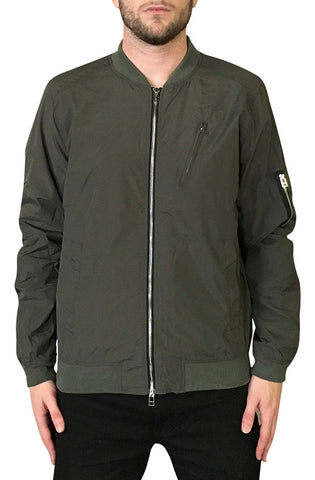 Classic Bomber (Olive)