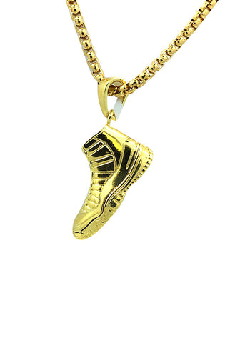 11 Sneaker Necklace